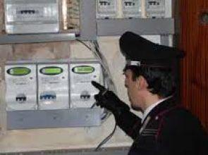 TRE INCENSURATI ARRESTATI A CEGLIE PER FURTO DI ENERGIA ELETTRICA