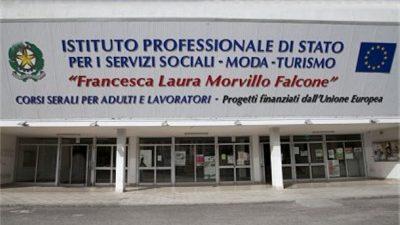"""L'IPSSS """"MORVILLO FALCONE"""" DI BRINDISI PRONTO A RIAPRIRE IN TUTTA SICUREZZA"""