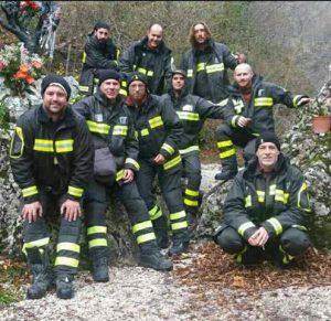 SOCCORSI ALLE POPOLAZIONI IN EMERGENZA: I VIGILI DEL FUOCO DI BRINDISI DI NUOVO IN MARCIA VERSO IL CENTRO ITALIA