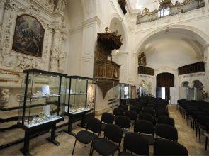 IL MUSEO ARCHEOLOGICO DI OSTUNI A RAI GULP