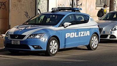 LA POLIZIA ARRESTA CINQUE RAGAZZI E DENUNCIA UN MINORE. STAVANO RUBANDO IN UN CONDOMINIO