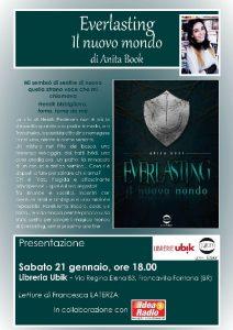 EVENTI: ANITA BOOK ALLA UBIK DI FRANCAVILLA