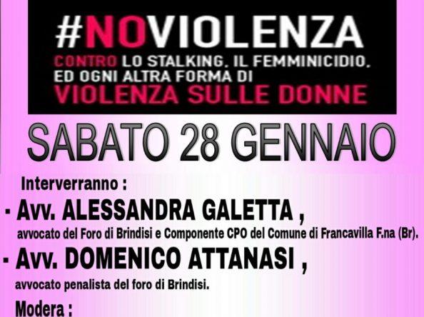 VIOLENZA SULLE DONNE: IL CONVEGNO DI AZIONE NAZIONALE E POPOLARI PER L'ITALIA