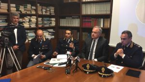 ARRESTO DEL TERRORISTA: UN PLAUSO ALLA POLIZIA DAL SENATORE ZIZZA