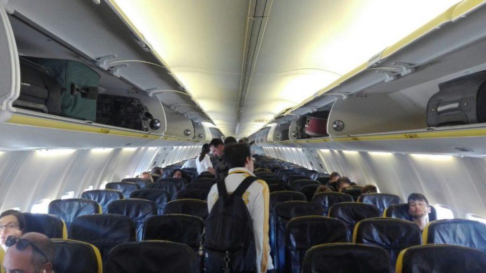 Dopo quattro ore di attesa e in partenza il volo roma for Cambio orario volo da parte della compagnia