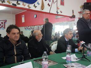 POLITICHE – INCONTRO A BRINDISI DEL PARTITO DEMOCRATICO CON I CANDIDATI AMATI ED EPIFANI