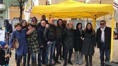 """ELEZIONI POLITICHE 2018, AGENDA M5S: DA DOMANI """"UN CAFFE' CON PATTY"""" E OGGI GAZEBO IN PIAZZA VITTORIA"""