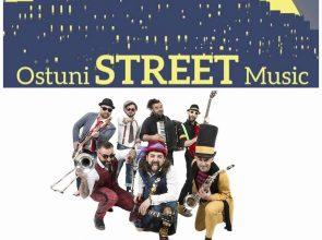 OSTUNI STREET MUSIC DOMANI E IL 1° MAGGIO