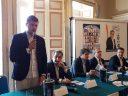 AMMINISTRATIVE – INIZIATIVA DI NOI CON L'ITALIA CON FITTO , ZIZZA E GUADALUPI