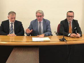 IL COMMISSARIO STRAORDINARIO SANTI GIUFFRE' SALUTA LA CITTA' CON UN BILANCIO POSITIVO – VIDEO