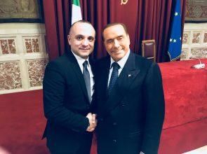 FORZA ITALIA – D'ATTIS RESTA SALDAMENTE IN SELLA AL PARTITO A LIVELLO REGIONALE