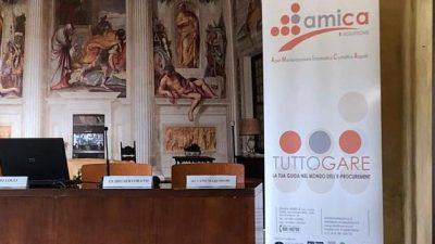 ROMA CAPITALE SI AFFIDA AD UNA SOCIETA' DI SANDONACI PER GLI APPALTI DIGITALI