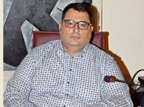 CONGRESSO DEL PD DI FRANCAVILLA FONTANA, RELAZIONA IL SEGRETARIO SPORTILLO