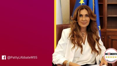 """LA SEN. L'ABBATE (M5S) A FASANO, PER PARLARE DI CICLO DEI RIFIUTI: """"RECUPERARLI, PRIMA CHE TRASFORMALI IN ENERGIA, SARA' LA VERA RISORSA"""""""