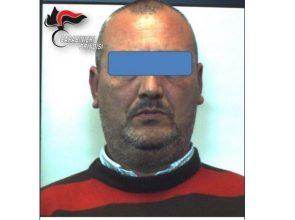 CEGLIE MESSAPICA: PORTO D'ARMA CLANDESTINA, ARRESTATO IN FLAGRANZA DI REATO