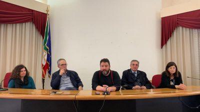 """""""CIRCOLO DELLA LEGALITA'"""": PROGETTO ANTIRACKET PROMOSSO DAL COMUNE DI BRINDISI"""