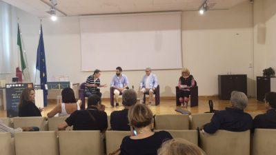 """""""IL SILENZIO DELLA NOTTE"""" : PRESENTATO DALL'AISM IL LIBRO DI RECCHIA – VIDEO"""