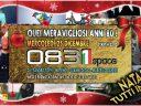 """0831 SPACE – IL GIORNO DI NATALE SI RIPETE LA MAGIA DI """"QUEI MERAVIGLIOSI ANNI 80"""""""