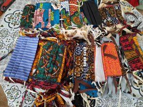 L'EMERGENZA CORONAVIRUS E LA SOLIDARIETA' DELLA COMUNITA' AFRICANA DI BRINDISI