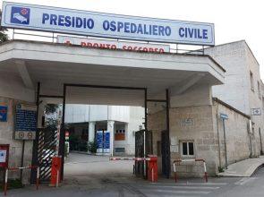 PALMISANO (M5S): GRAVE DISINTERESSE DELLA REGIONE PER L'OSPEDALE DI OSTUNI