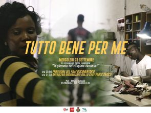 """""""TUTTO BENE PER ME"""": AL POLI OFFICINE CULTURALI IL FILM-DOCUMENTARIO SU ACCOGLIENZA E INCLUSIONE"""
