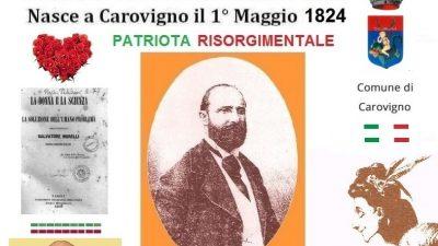 CAROVIGNO – IL 22 OTTOBRE 2020 – 140° ANNIVERSARIO DELLA MORTE DI SALVATORE MORELLI