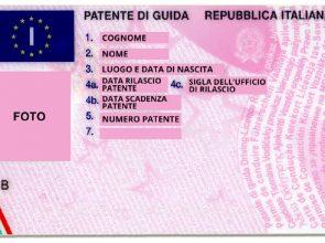 FOGLI ROSA E PATENTI PROROGATI FINO AL TERMINE DELLO STATO DI EMERGENZA DA COVID-19